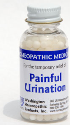 Painful Urination Combination Homeopathic Remedy
