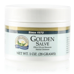 Golden Salve (1 oz jar)