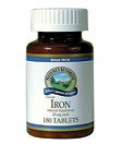 Iron, Chelated (180 tabs)