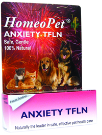 HomeoPet Anxiety Relief TFLN