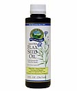 Flax Seed Oil Liquid (8 fl. oz)