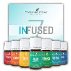 Infused Oola® Essential Oil Blends Collection