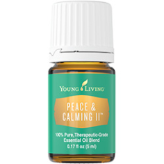 Peace & Calming II™ Essential Oil Blend