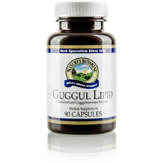Guggul Lipid Concentrate (90 capsules)