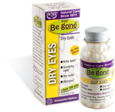 Be Gone™ Dry Eyes Combination Homeopathic Remedy