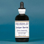 Juniper Berries - kidneys and urinary system