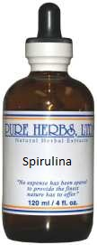 Spirulina - Radiation poisoning,