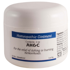 AH&C Homeopathic Ointment (2 oz)