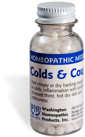 Cold & Cough Combination Homeopathic Remedy