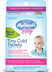Hyland's Tiny Cold Tablets