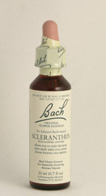 Scleranthus Bach Flower Remedy