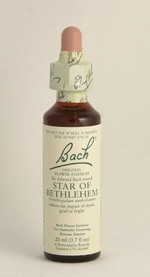 Star of Bethlehem Bach Flower Remedy