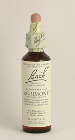 Agrimony Bach Flower Remedy