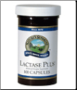 Lactase Plus (100 caps)