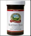 Slippery Elm (100 Capsules) Kosher