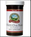 White Oak Bark (100 Capsules) Kosher