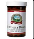 Butcher's Broom (100 capsules) Kosher