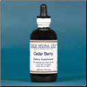 Cedar Berry - pancreatic function