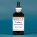 Elderberry - colds, flu