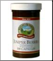 Juniper Berries (100 capsules) Kosher
