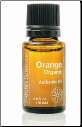 Orange, Organic Essential Oil (15 ml)