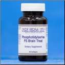 PS Brain Treat - Essential brain cell nutrient*