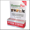 HOMEOPET STORM STRESS K-9 UNDER 20 15ML