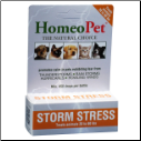 HOMEOPET STORM STRESS K-9 20-80 15ML