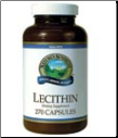 Lecithin (180 softgel caps)