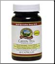 Green Tea Extract (60 Capsules) Kosher
