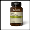 Red Yeast Rice (120 Capsules) Kosher