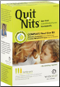 Wild Child Quit Nits Complete Lice Homeopathic Kit