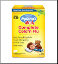 Complete Cold 'n Flu Care 4 Kids Homeopathic Remedy